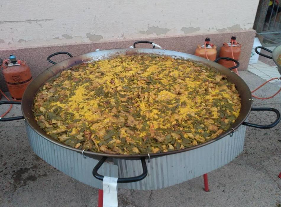 Paella valenciana: Soluciones para sus comidas de Eventos Bernama