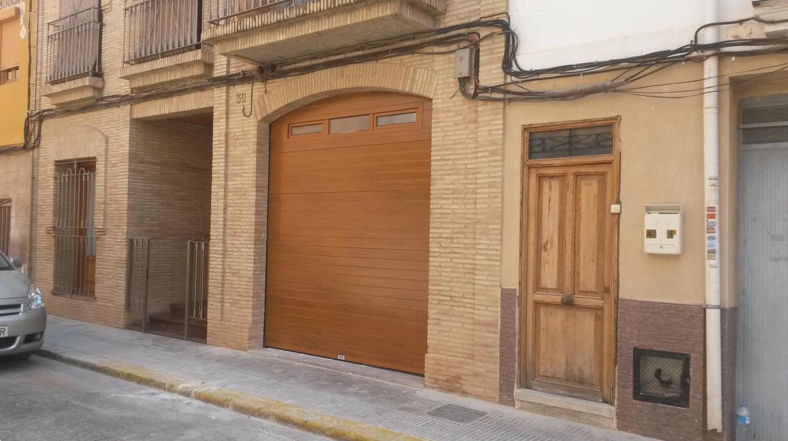 Foto 19 de Puertas de garaje en  | Portaloy