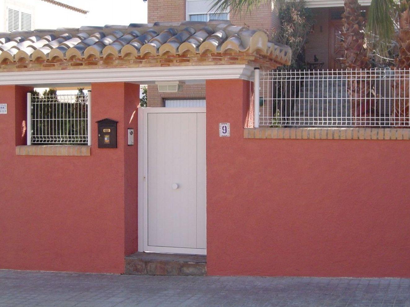 Puertas lacadas en Valencia