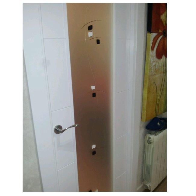 Puertas de paso: Productos y servicios de Puertas y Armarios Blanco