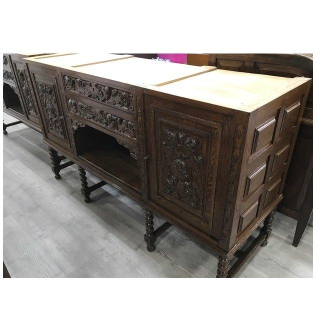 Restauración de muebles antiguos: Productos y servicios de Puertas y Armarios Blanco