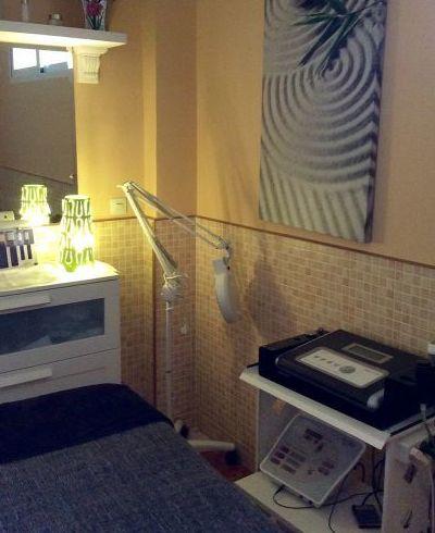 Centro de estética y masajes