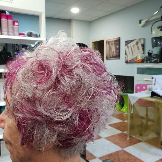 Salón de peluquería en Moratalaz