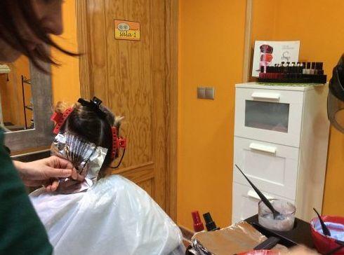Peinados y tintes para mujer