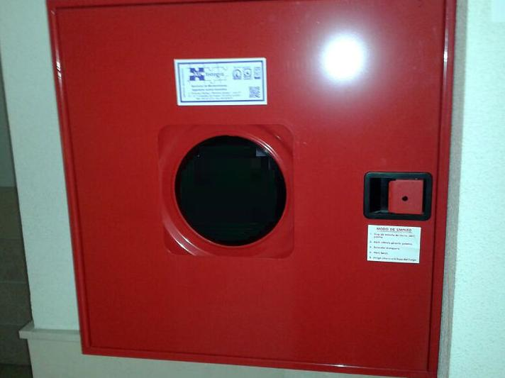 Montaje y mantenimientos de bocas de incendio