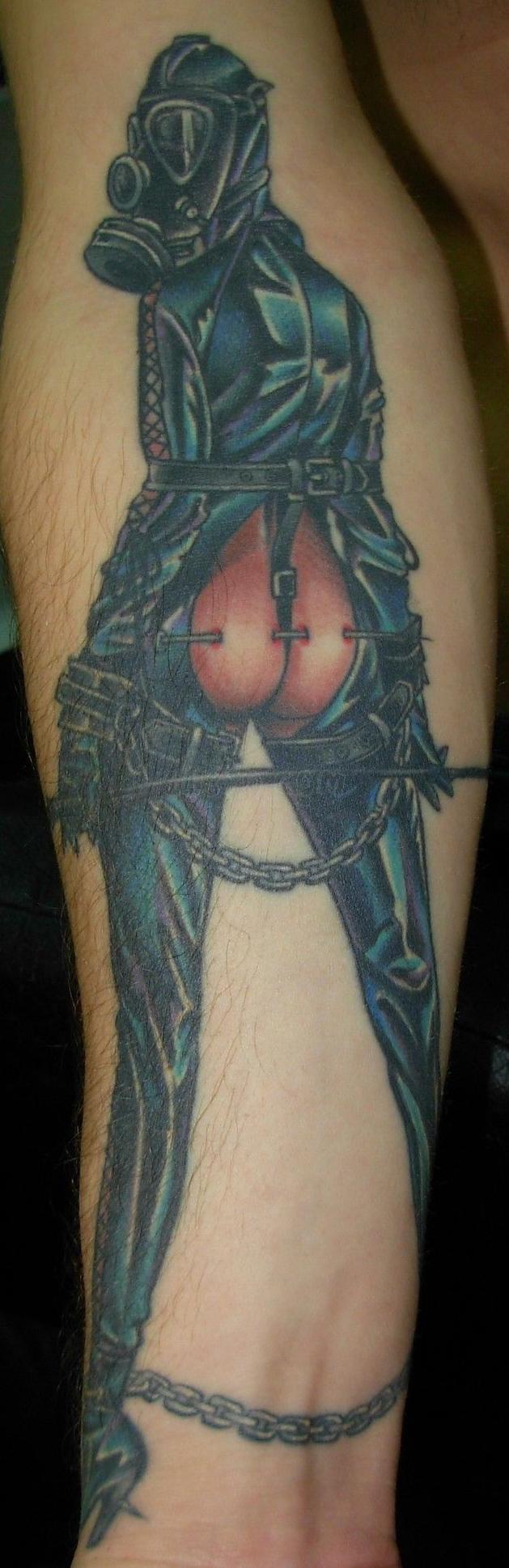 Estudio profesional de tatuaje