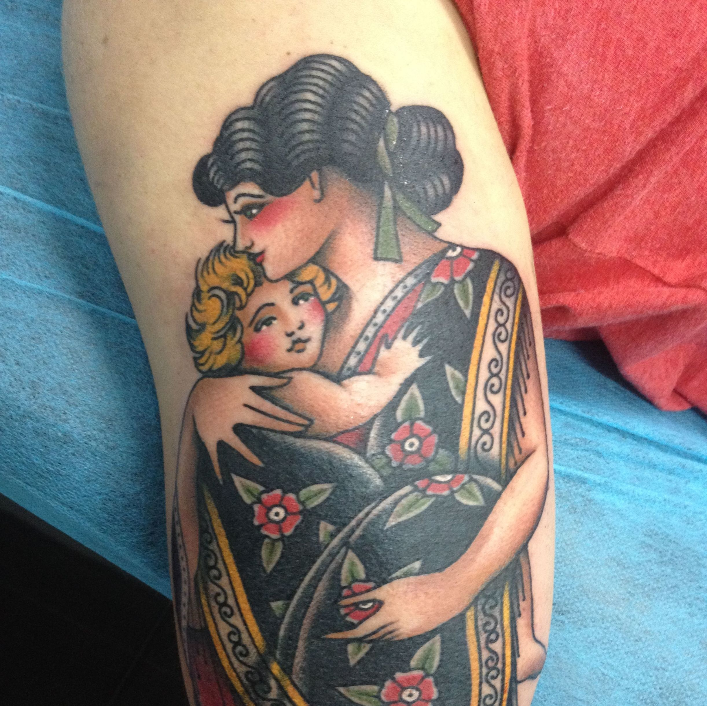 Foto 38 de Tatuajes en Madrid | True Love Tattoo