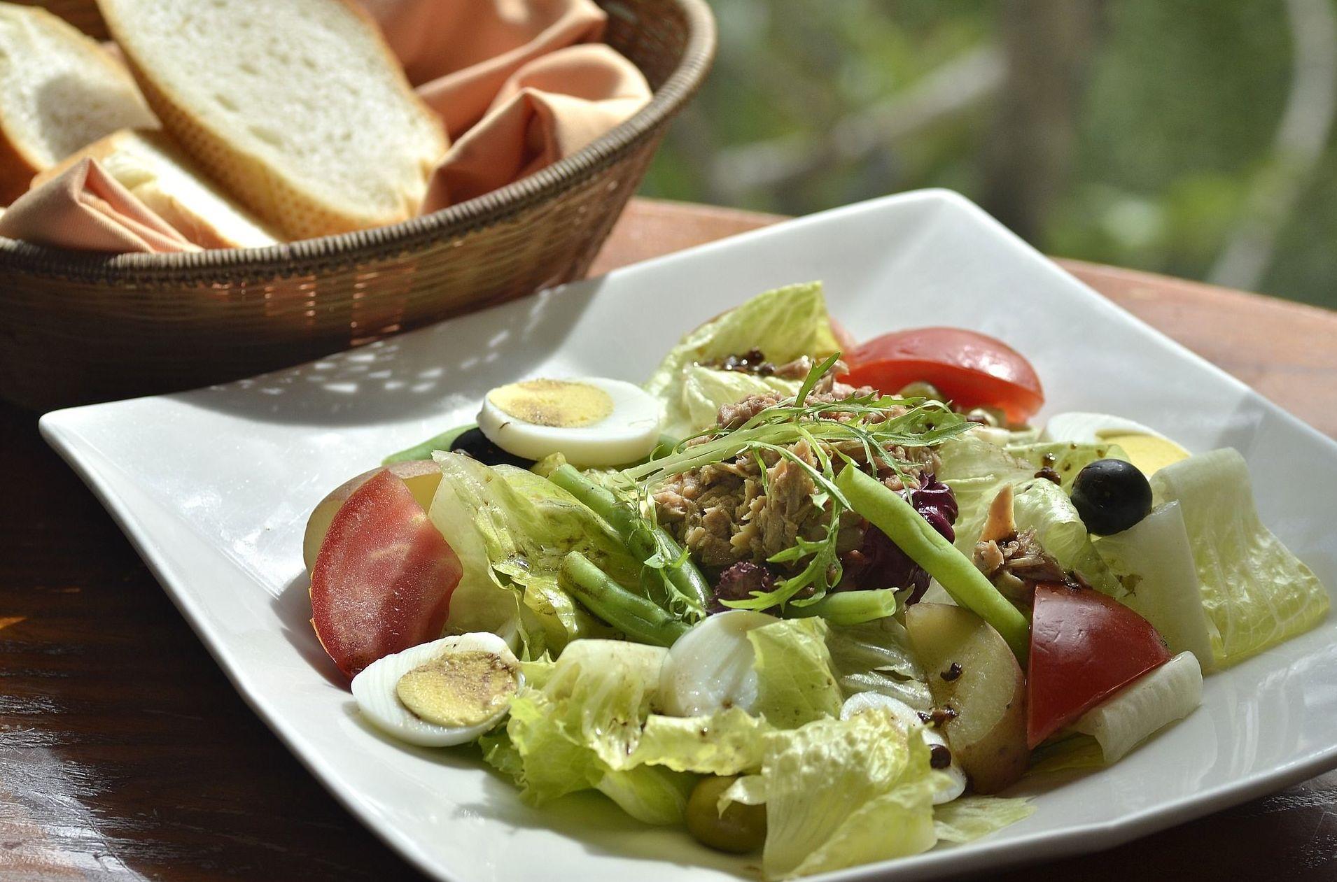 Buenas ensaladas