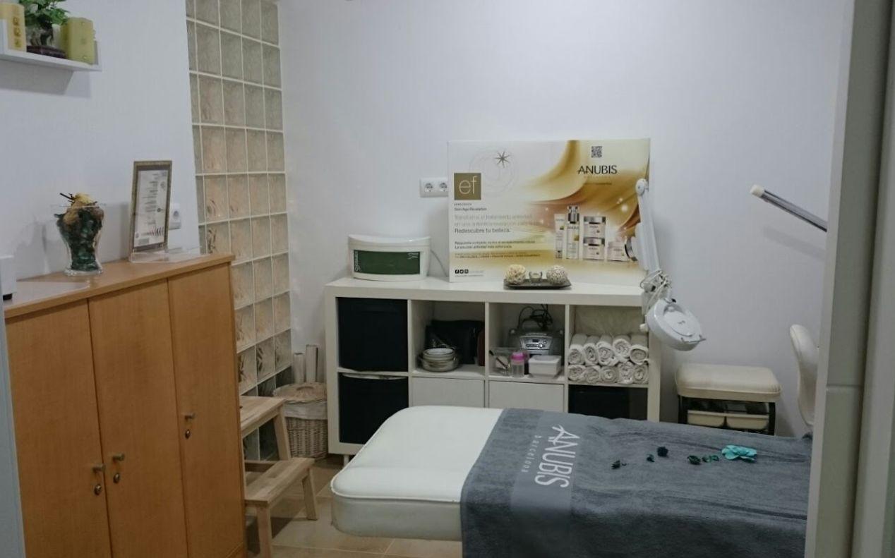 Gabinete para tratamientos estéticos en Sevilla