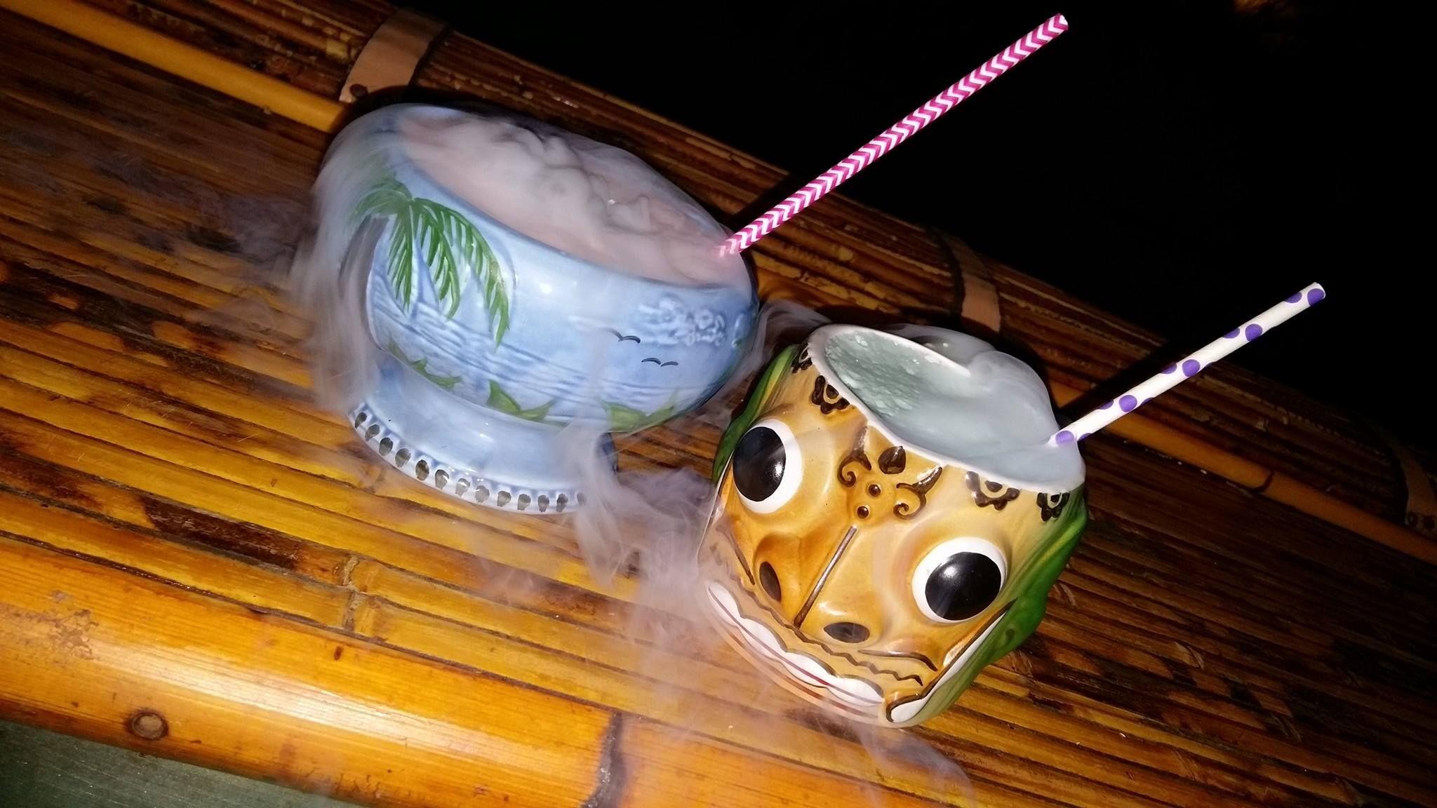 Fuerte: Cócteles de Aloha