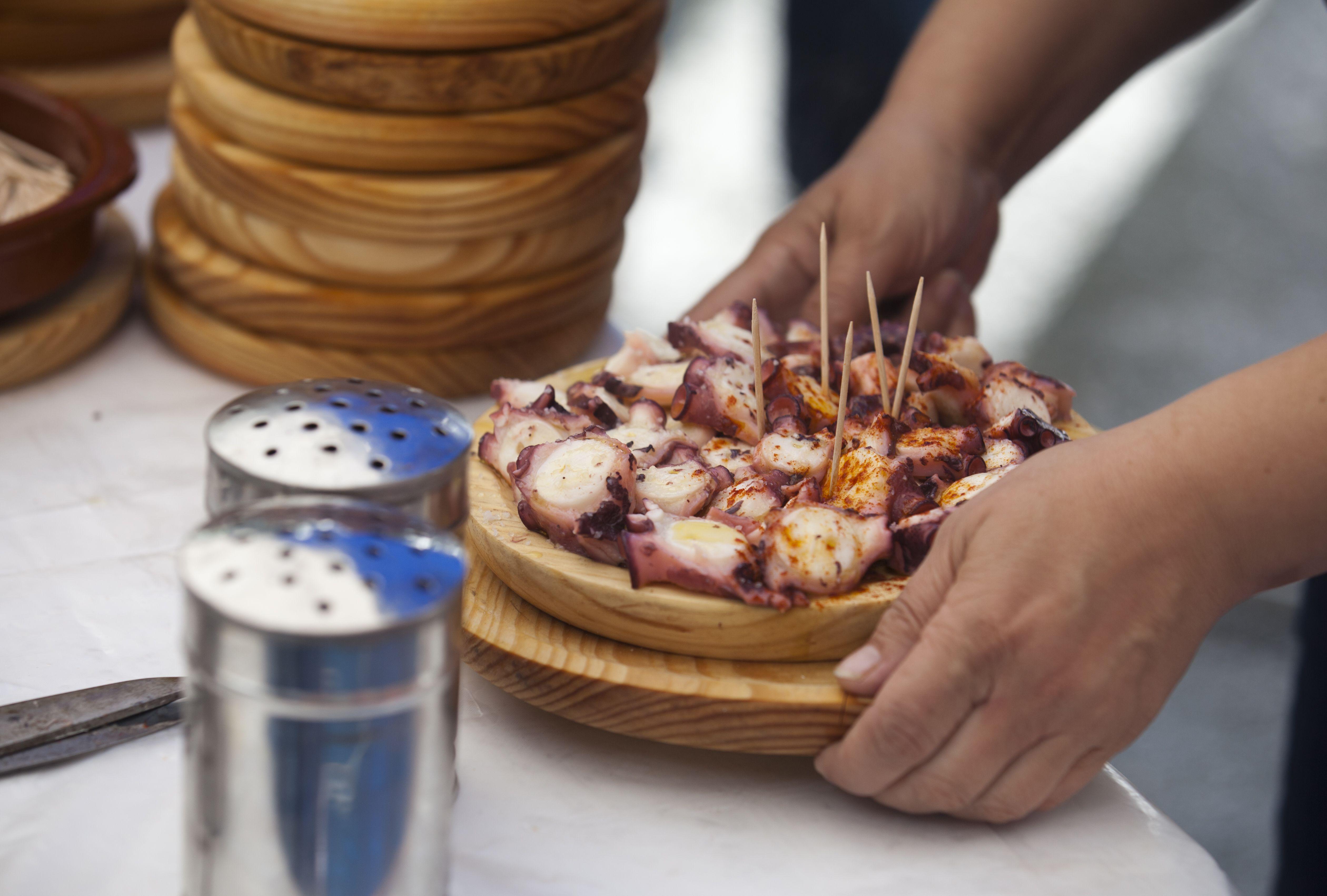 Raciones: Nuestros platos de Cafetería Restaurante Los Rubios