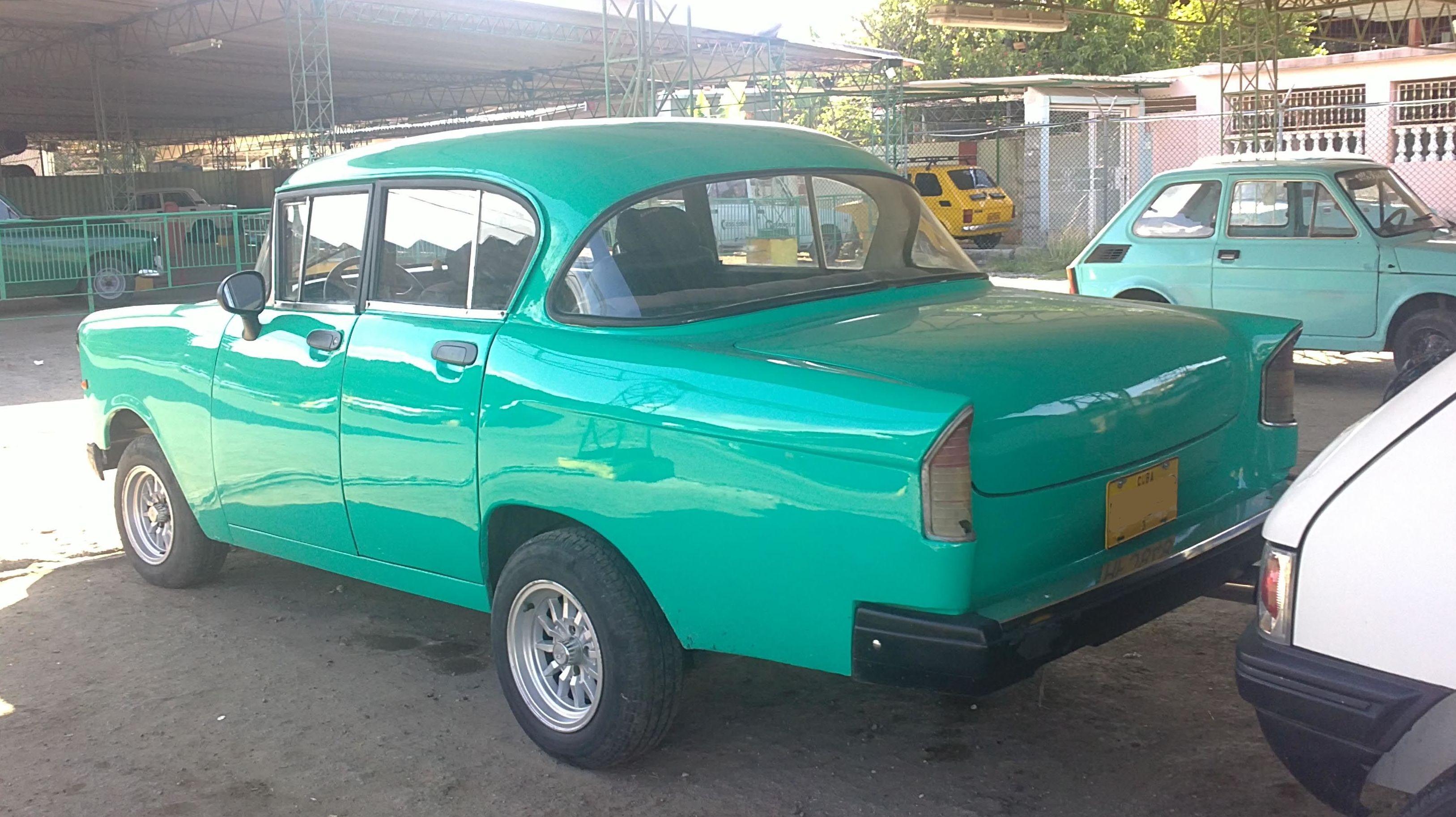 Restauración coches clásicos