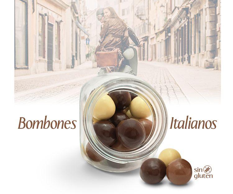 Bombones italianos