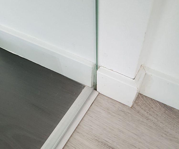 Servicio de cristalería en puertas