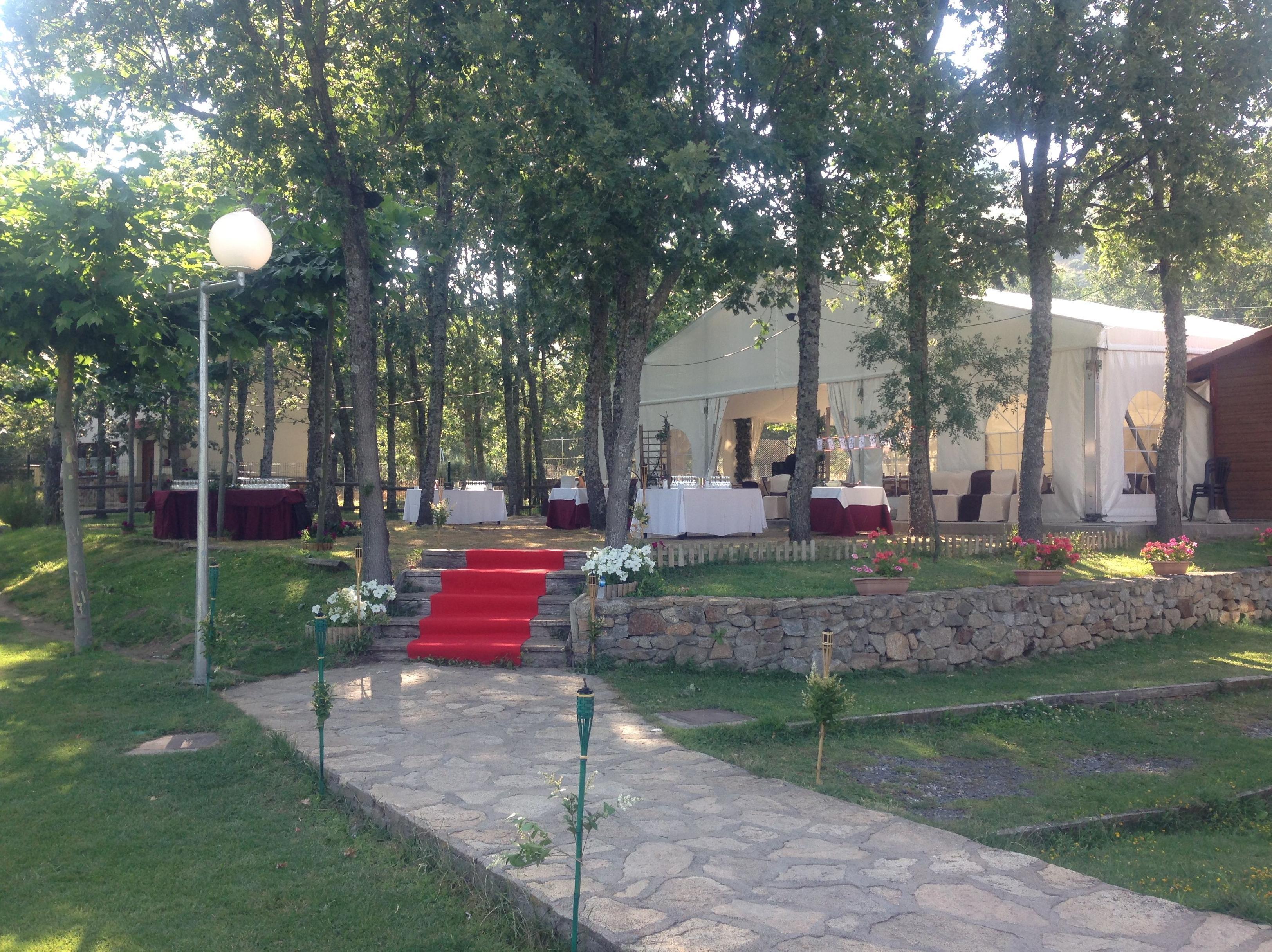 Foto 14 de Restaurante en Vallejera de Riofrío | La Corrobla