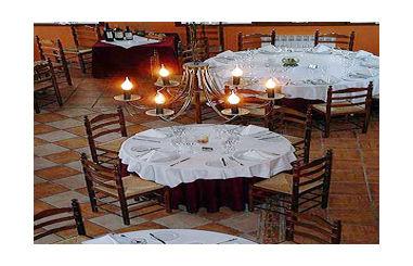 Menú fin de semana y restaurante a la carta, salones de bodas en Béjar