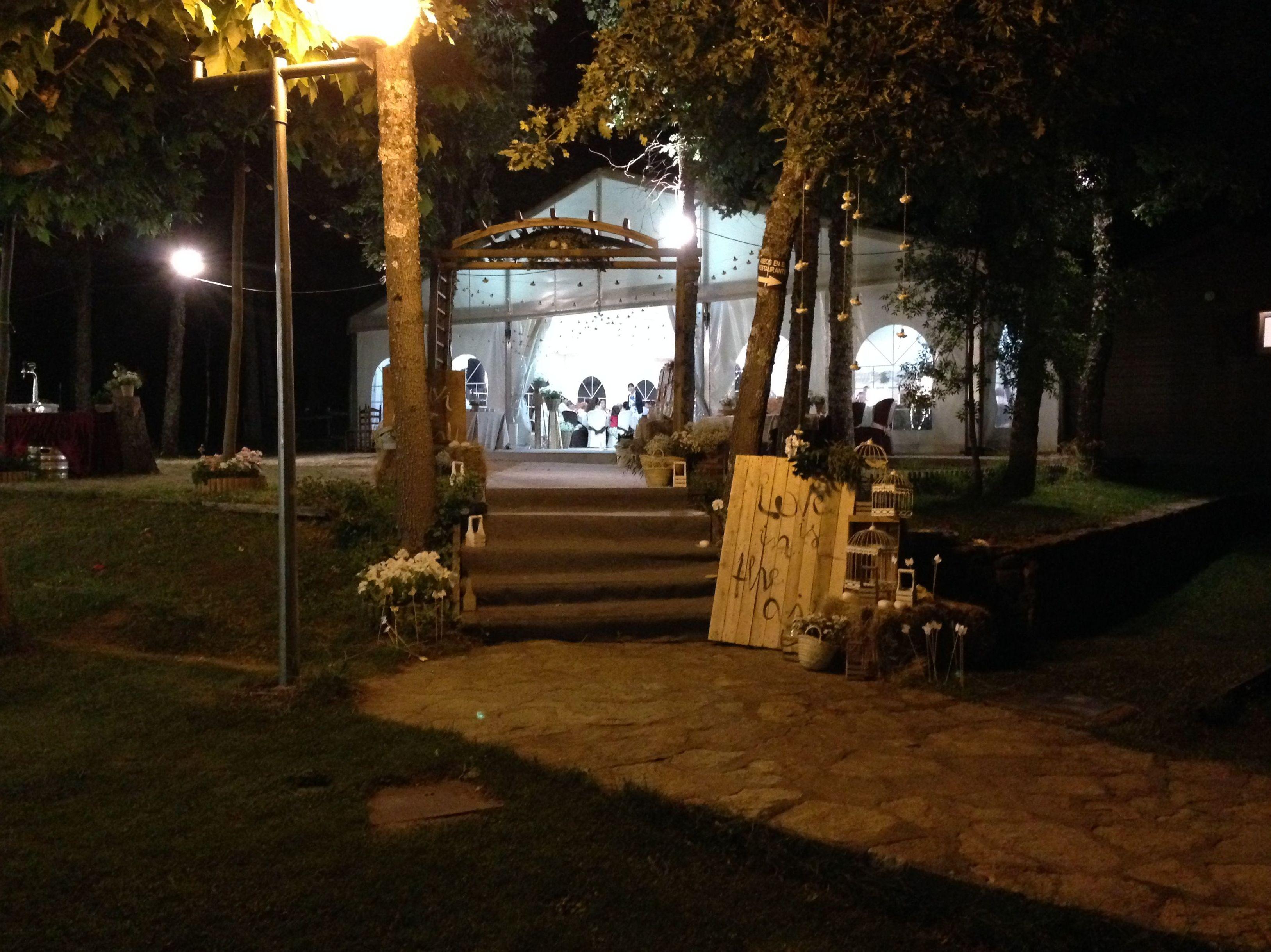 Foto 8 de Restaurante en Vallejera de Riofrío | La Corrobla