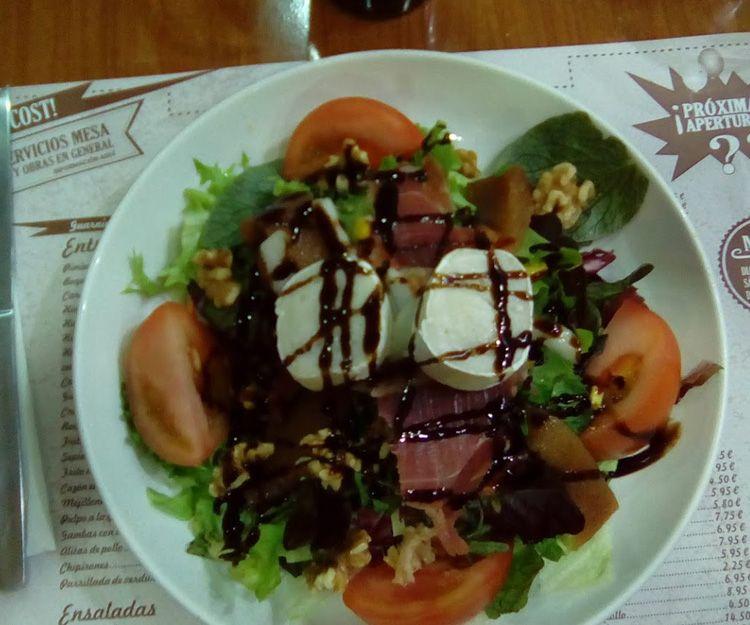 Menús diarios en Palma de Mallorca