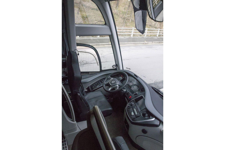 Minibuses en Guipúzcoa