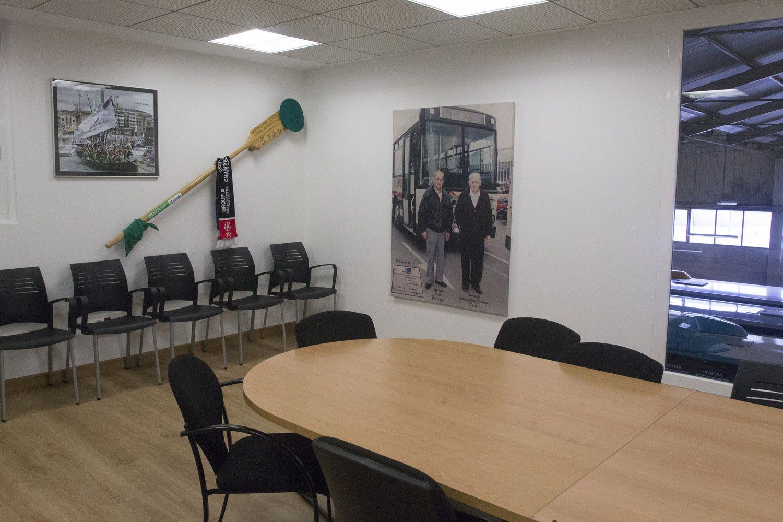 Interior de nuestras oficinas