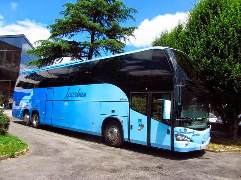Autobuses para eventos
