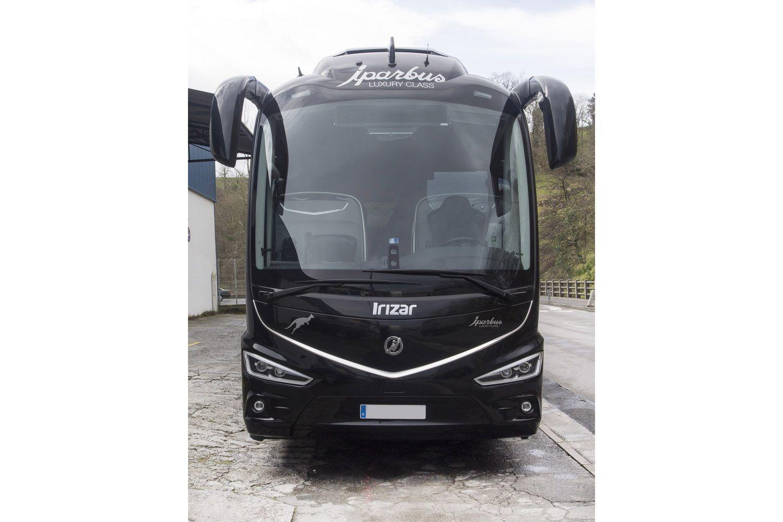 Autobuses para discapacitados en Donosti