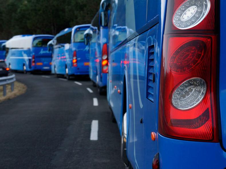 Flota propia de autobuses
