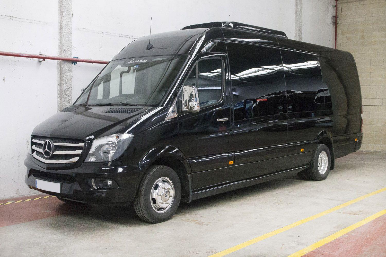 Alquiler de minibuses en Guipúzcoa