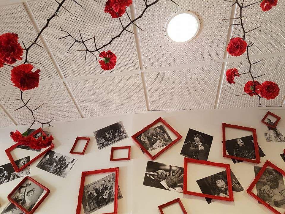 Bar de tapas en Rota con ambiente flamenco