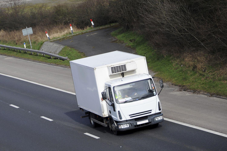 Transporte frigorífico en Málaga