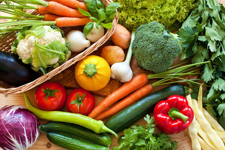 Transporte frigorífico de verduras