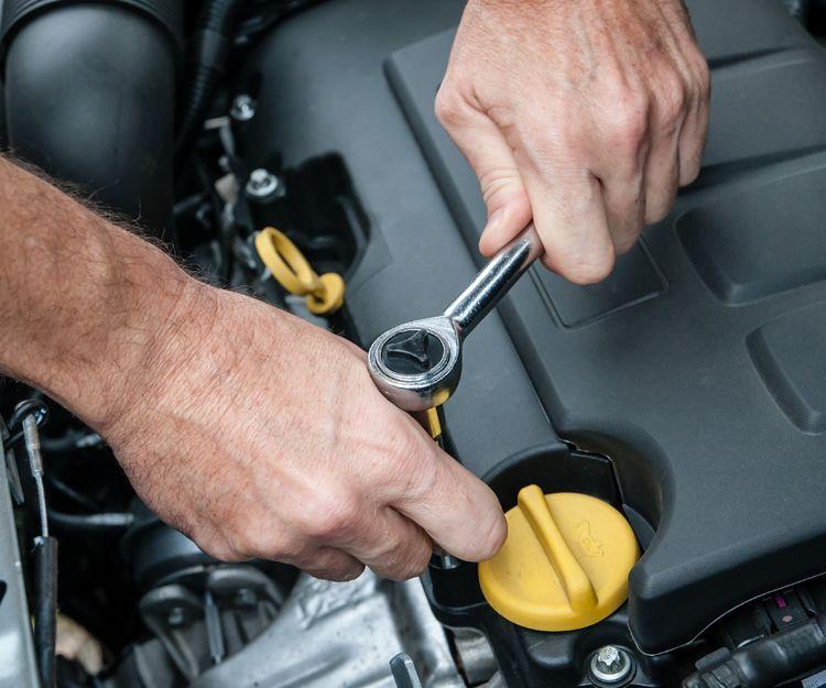 Servicio de mantenimiento del automóvil en Villarejo de Salvanés