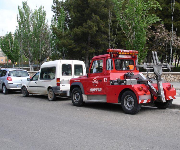 Grúas de asistencia en carretera en Villarejo de Salvanés