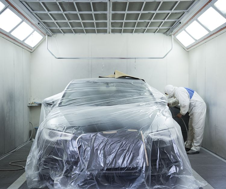 Expertos en pintura del automóvil en Villarejo de Salvanés