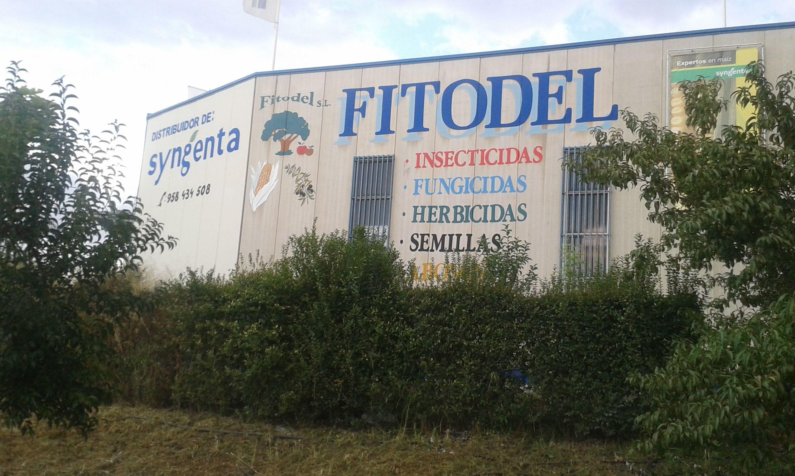 Fachada de empresa Fitodel, S.L