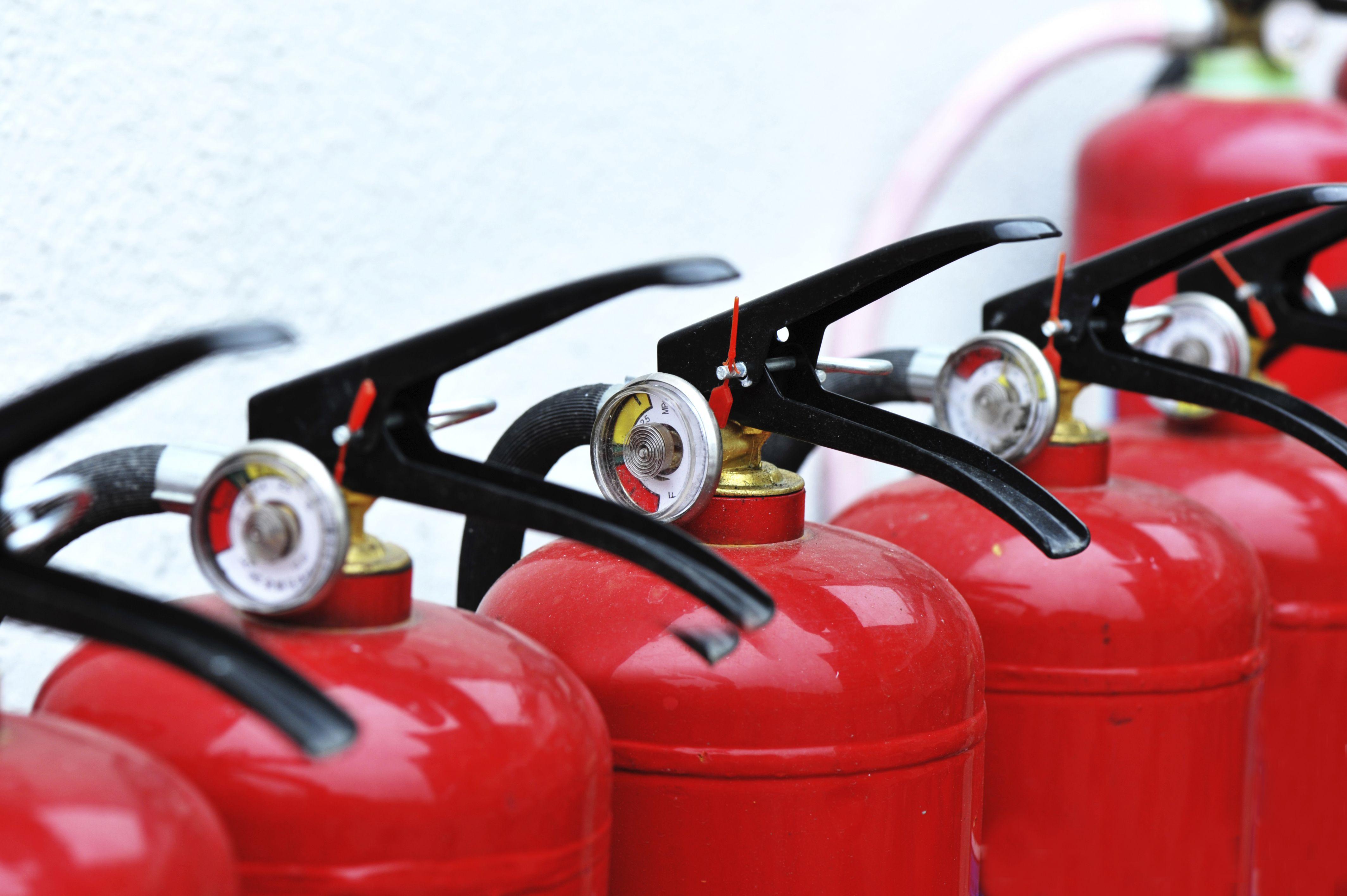 Extintores: Servicios de Equiseg