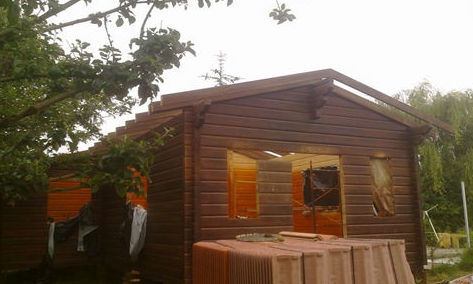 Casa Modelo Gaviota: Servicios de Grupo Lince