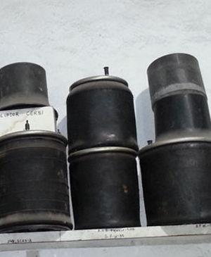 Bombonas de suspensión neumática