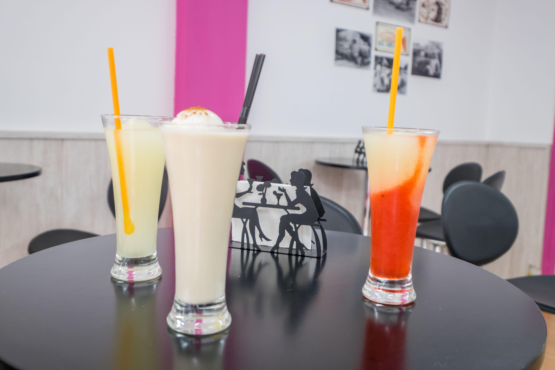 Bebidas de hielo Al Ricco Gelato