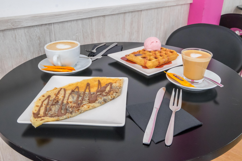 Desayuno Al Ricco Gelato