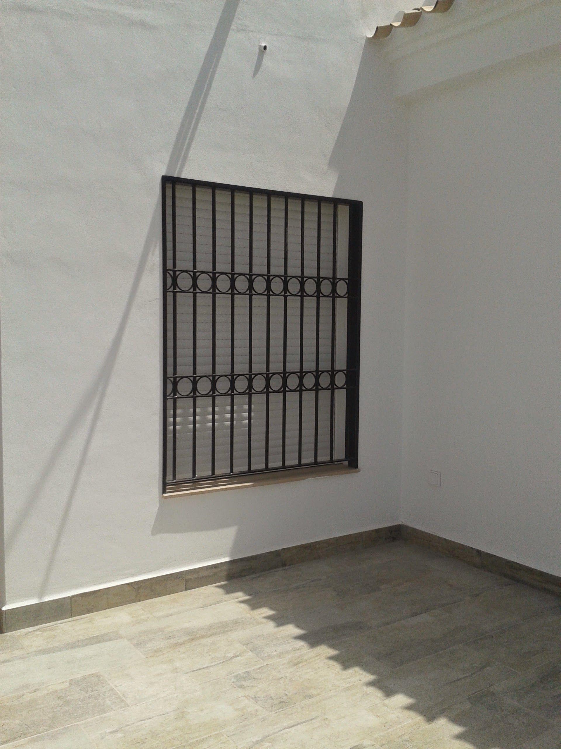 Rejas en Murcia