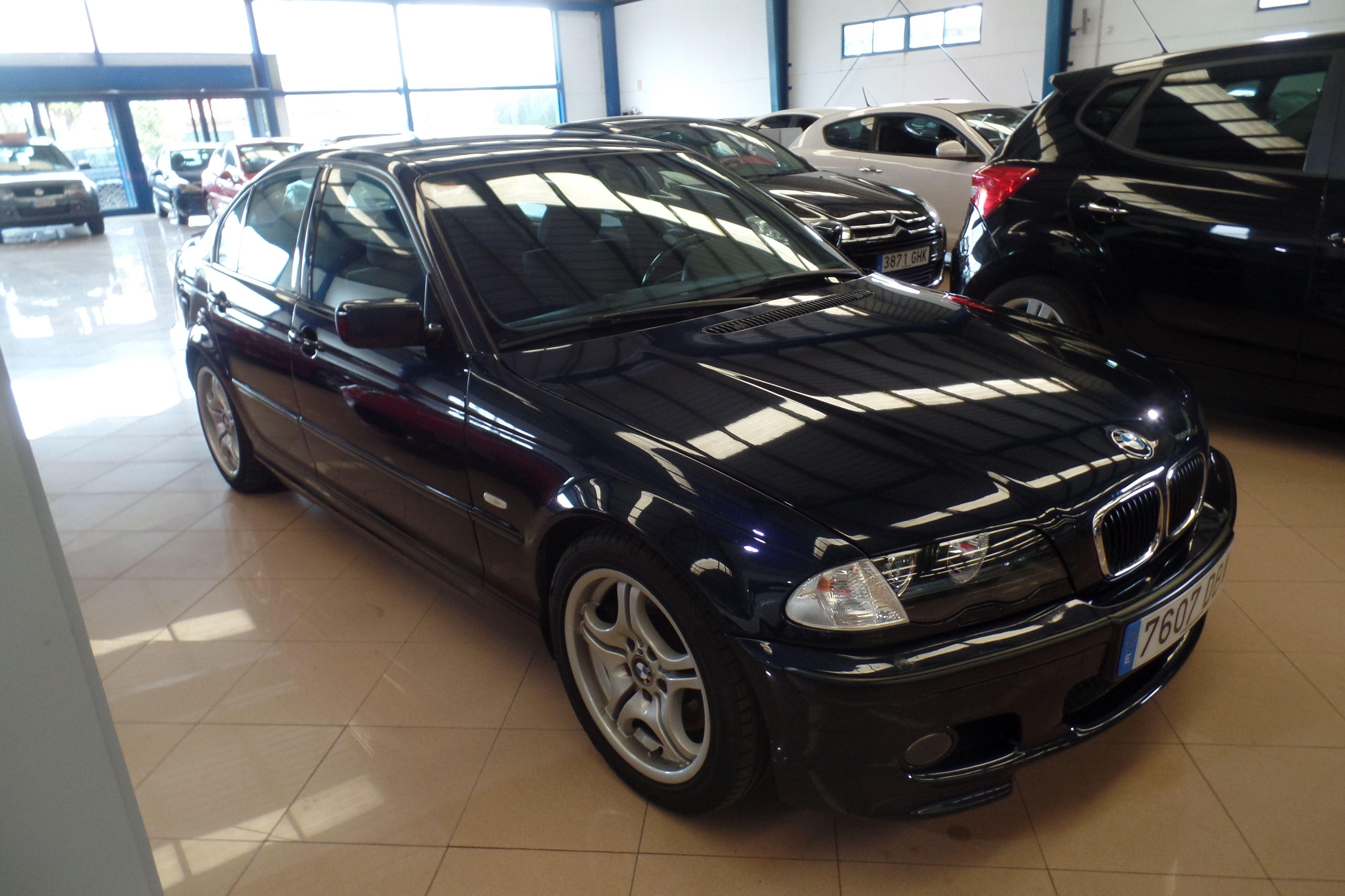 BMW Serie 3 320Cd (5263DFF): Servicios Peugeot de Senra Sport