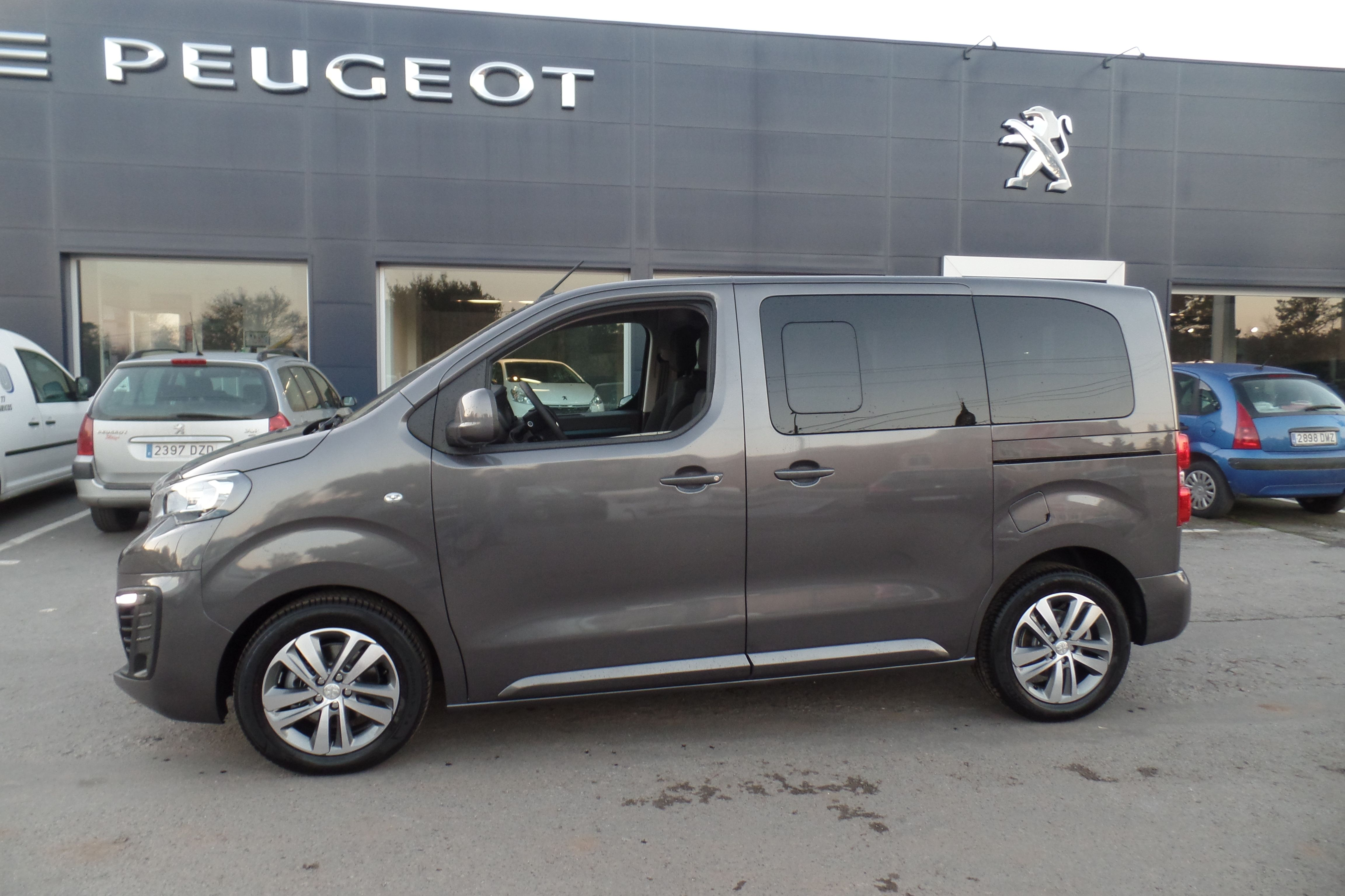 PEUGEOT Traveller Active BlueHDi 110KW 150CV Compact: Servicios Peugeot de Senra Sport