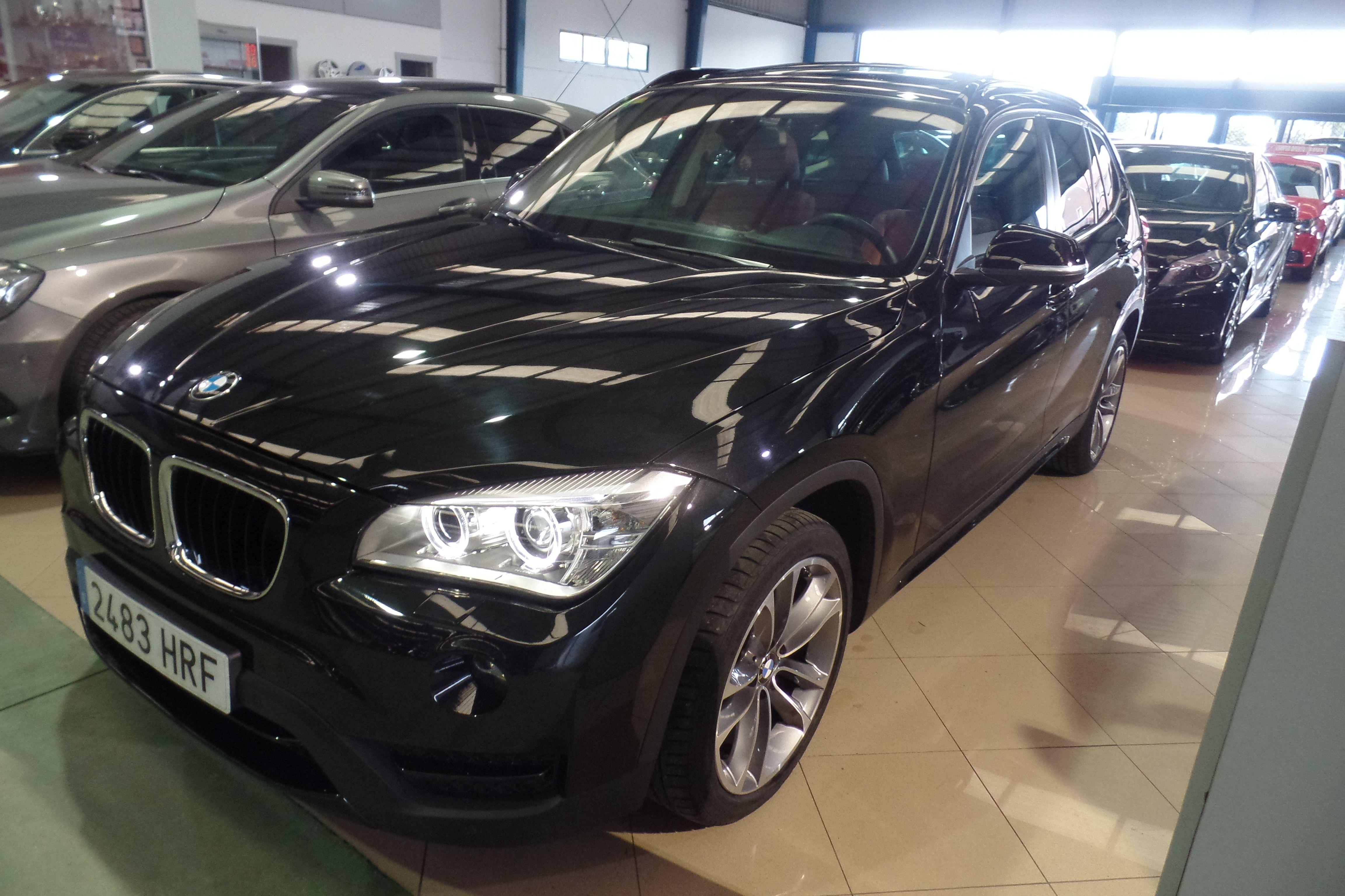 BMW X1 xDrive25d (2483-HRF): Servicios Peugeot de Senra Sport