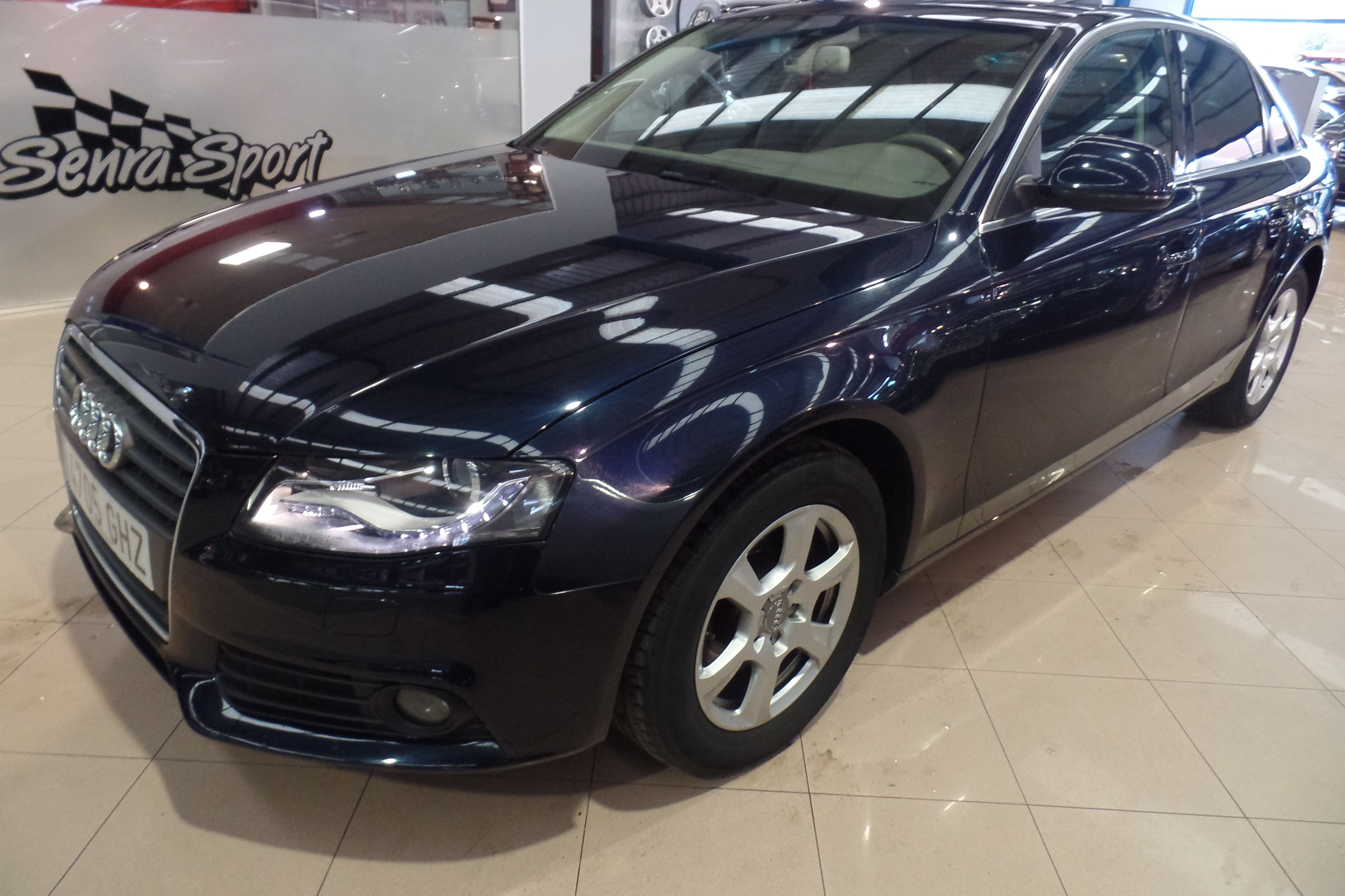 AUDI A4 2.0 TFSI 180cv (4705-GHZ): Servicios Peugeot de Senra Sport