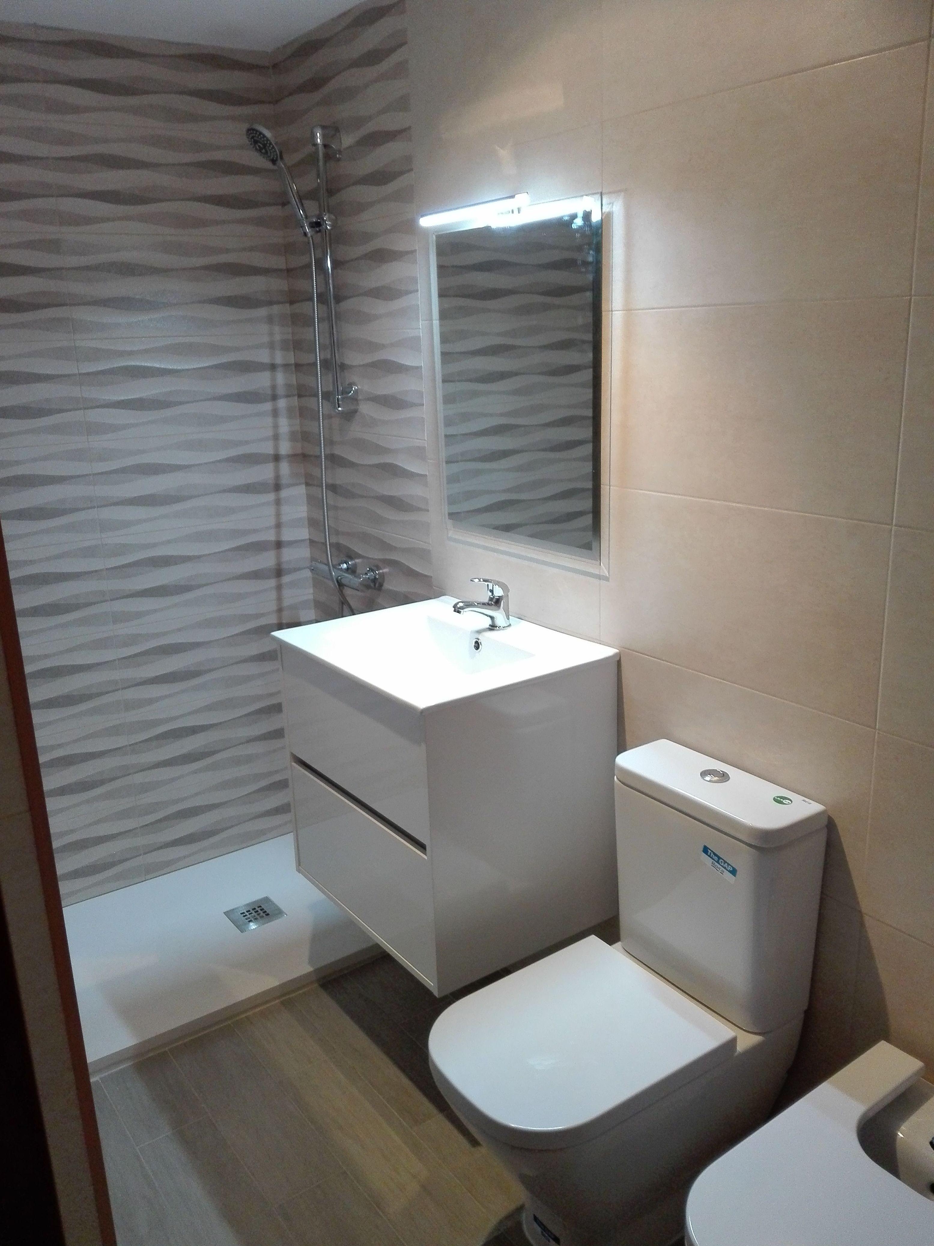 Foto 28 de Reformas de baños y cocinas en Zaragoza | REFORMAS BAÑO MODERNO