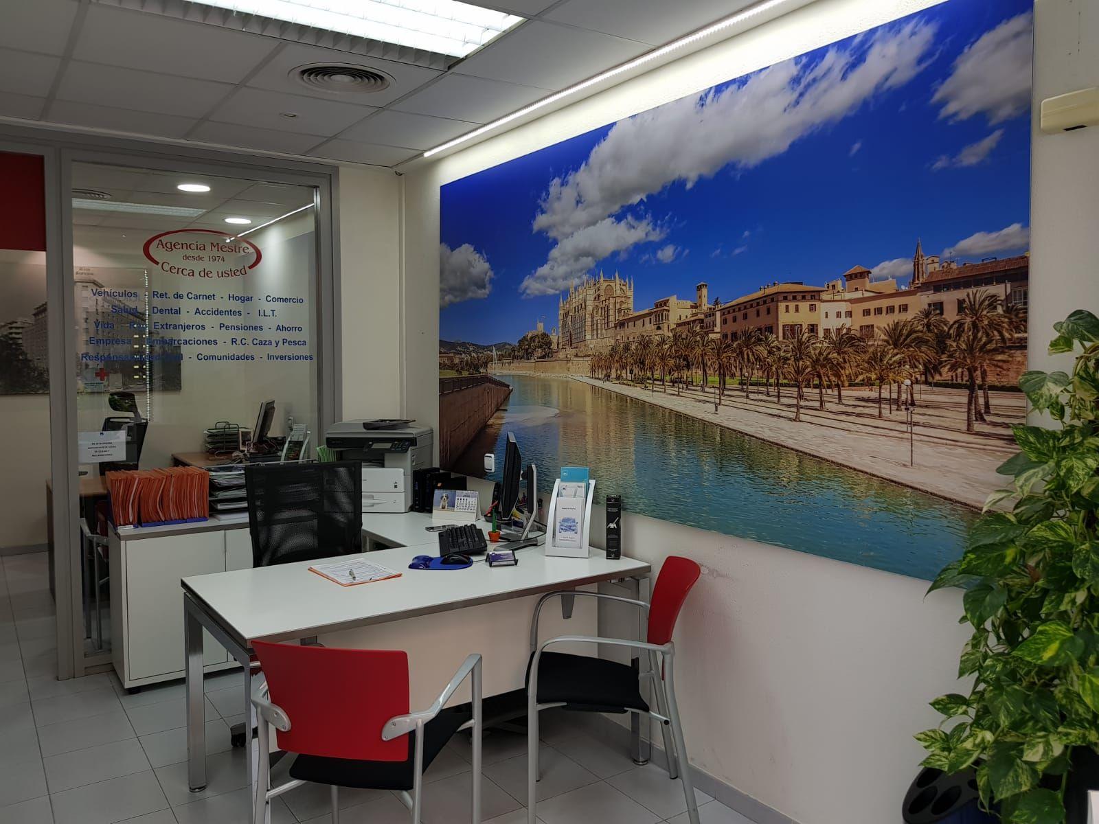 Empresa de seguros en Palma de Mallorca