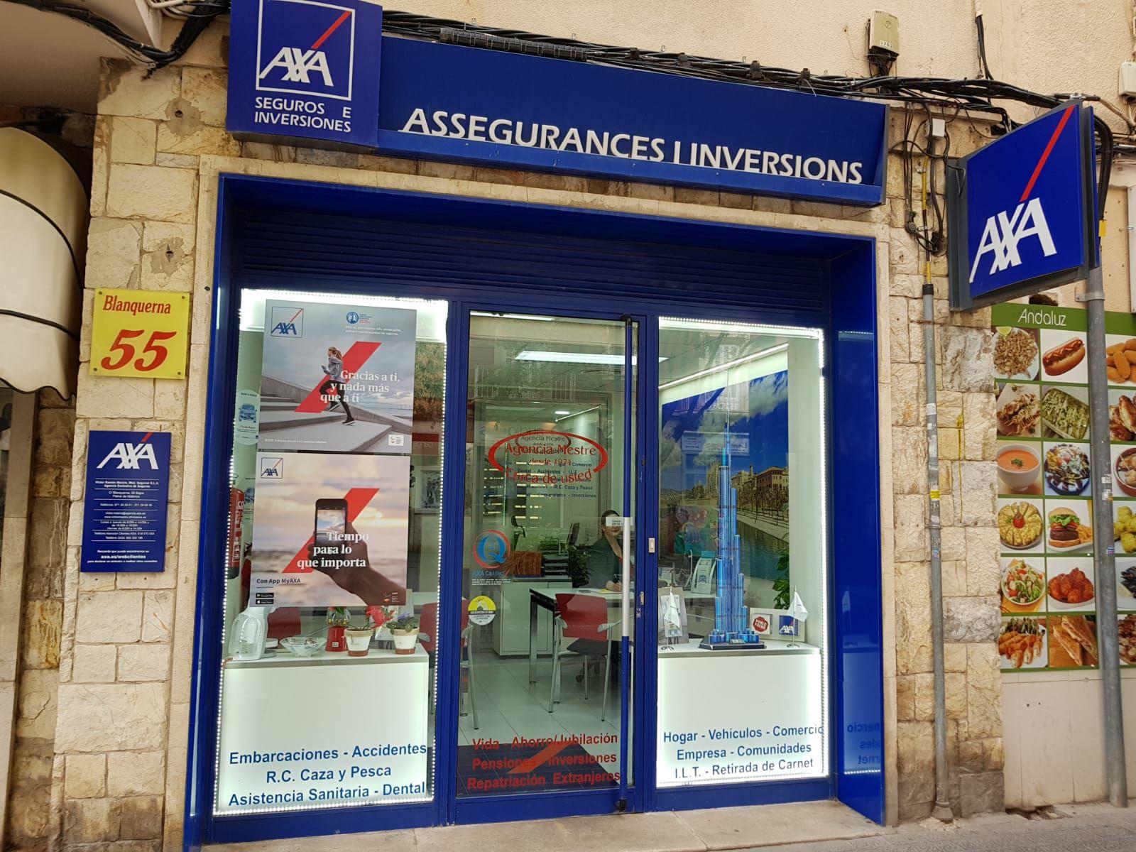 Encuenta tu seguro aquí en Palma de Mallorca