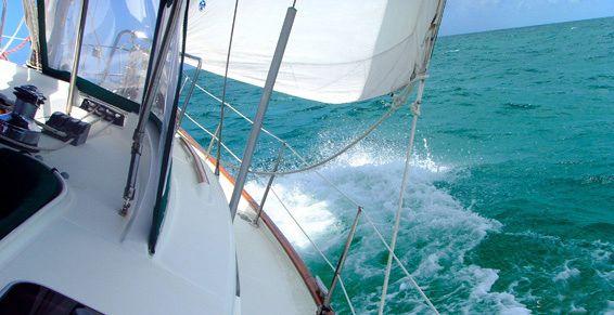 Mantenimiento de embarcación