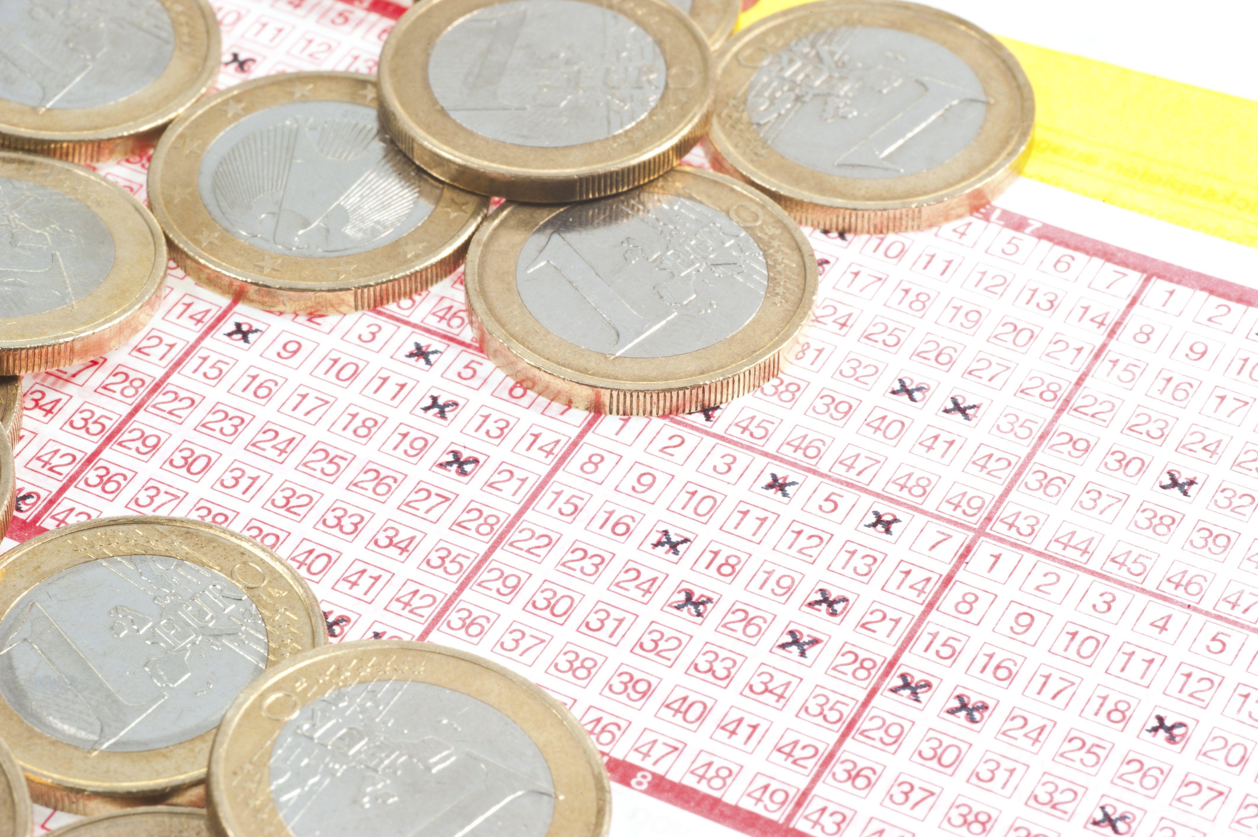 Comprar lotería en Sant Gervasi